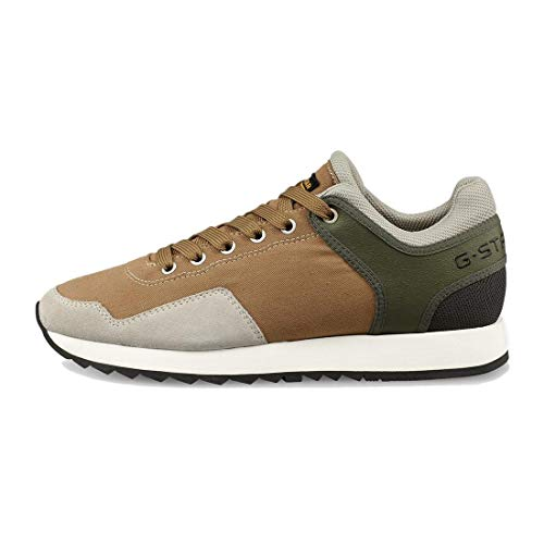 G-Star - Zapatos g-Star d13891 Caballero Verde - 44