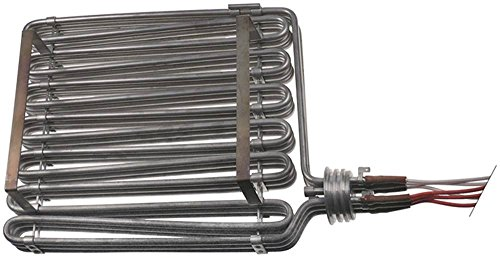 Radiator voor friteuse Mareno NF94E222K, NF94E22K, NF98E222K, NF98E22K, Silko EFE92122K, EFE94222K, EFE92122, EFE94222 18000W
