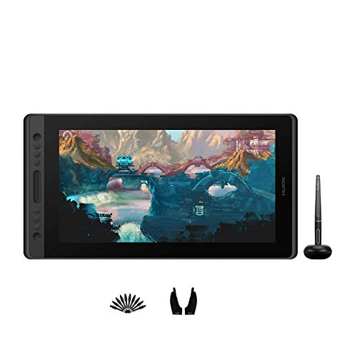 HUION KAMVAS Pro 16 Drawing Tablet with...