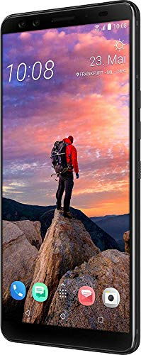 HTC U12 Plus LTE 64GB Ceramic Schwarz SIM Free