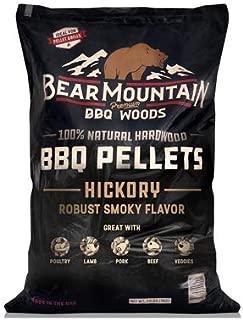 100 hickory pellets