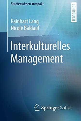 Interkulturelles Management (Studienwissen kompakt)