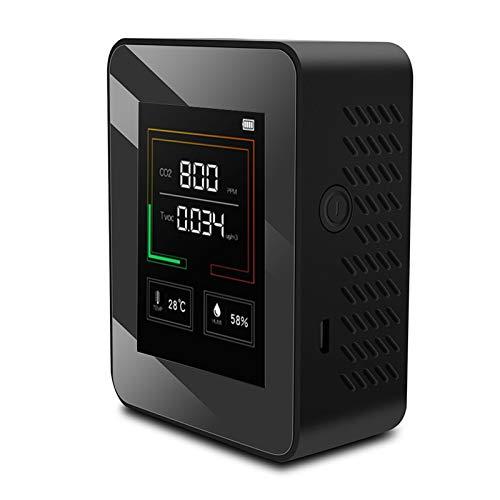 Medidor De Co2 Temperatura Y Humedad Cegapa Es
