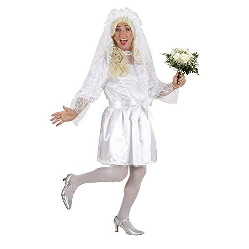 WIDMANN 8920s?Disfraz de novia, Macho, De Talla XL