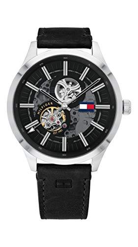 Tommy Hilfiger Reloj Analógico para Hombre de Automático 1