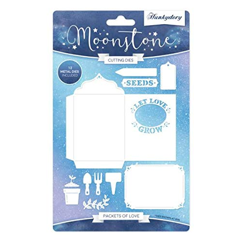 Hunkydory - Moonstone Dies - Packets of Love - MSTONE281