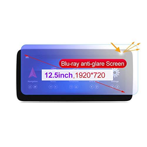 Android Radio Car Stereo Built-In Wireless Carplay 10.25/12.5 Pulgadas GPS Navegación para Benz G Class W461(2012-2015) W463(2015-2019) Coche Audio FM/Am/RDS Radio Video Player Bluetooth SWC,N600plus