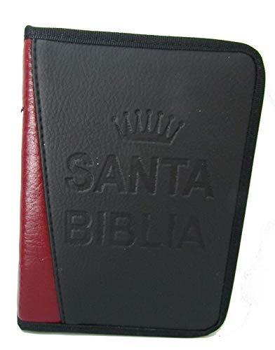 Funda para Biblia reforzada 17,5 x 29,5 color vinotinto