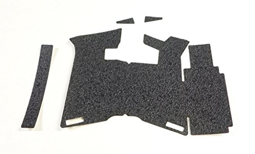 CDS Tactical Products Polymer 80 PF940V2 Premium Rubber Textured Grip Wrap