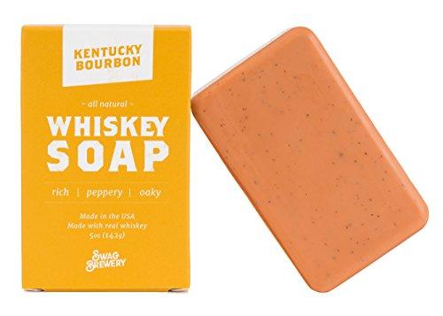 Whiskey Soap