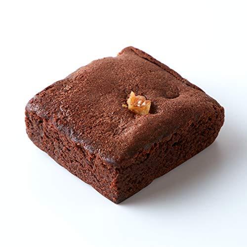 濃厚 高級 チョコブラウニー 6個【訳あり】個包装 クーベルチュール カカオ使用!焼菓子
