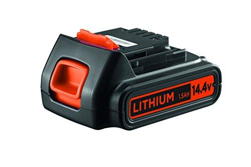 Black+Decker BL1514-XJ Batería de litio de 14,4 V, 14.4 V
