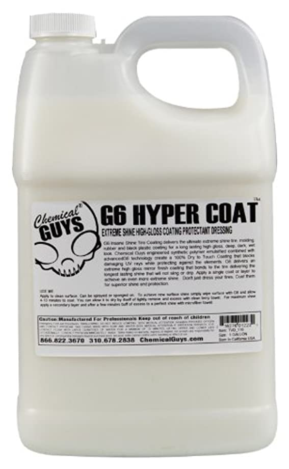 Chemical Guys TVD_110 G6 Hyper Coat High Gloss Coating Protectant Dressing (1 Gal)