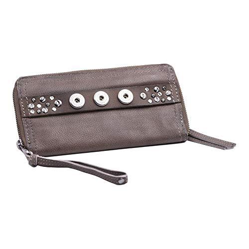 Noosa Bag Classic Wallet grey - Geldbörse