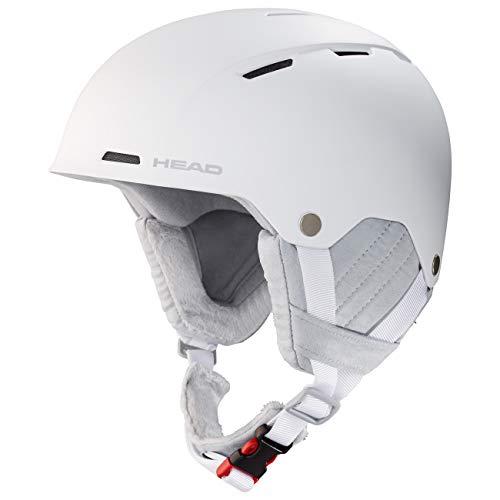 Head Trex, Casco da Sci Unisex-Adult, Nero, XS S
