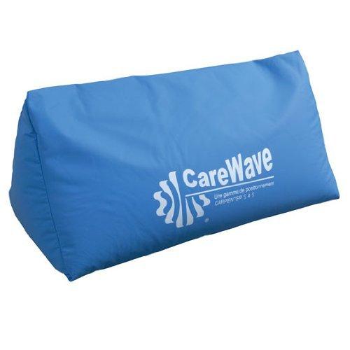 CareWave Deltakissen Lagerungskissen für eine optimale Anpassung und Lagerung in der Kniebeuge 60 x 41 cm