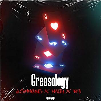 Greaseology (feat. Hazy & Kg)