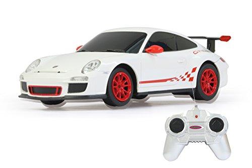 Jamara 404096 - Porsche GT3 RS 1:24 27 MHz inclusief afstandsbediening wit