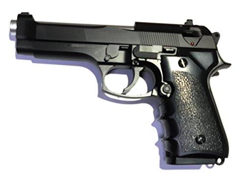 Pistola a molla tipo Beretta 92FS Calibro 6mm, caricatore da 15 colpi Potenza inferiore a 1 Joule