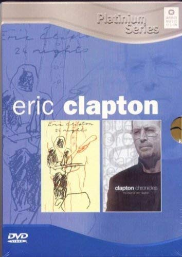 Eric Clapton - Coffret - 24 Nights + Chronicles [Reino Unido] [DVD]