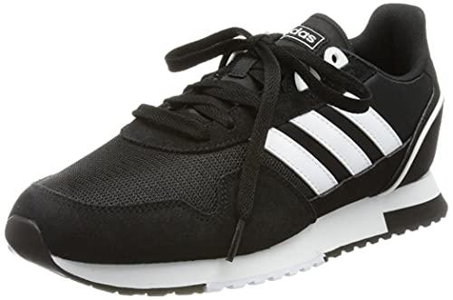 adidas 8K 2020, Zapatillas de Running Hombre, NEGBÁS/FTWBLA/NEGBÁS, 44 EU