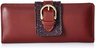Hidesign Marsala Leather Women's Wallet (8903439478155)