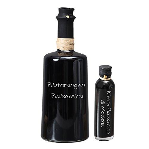 Wajos Blutorangen Balsamico 0,5l + Oliv & Co. Kirsch-Balsamico 40ml gratis dazu