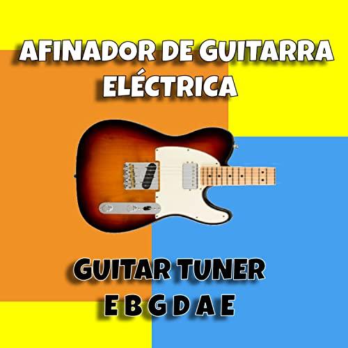 Afinador Guitarra Eléctrica Guitar Tuner E B G D...