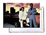 Unified Distribution Miami Vice - 120x80 cm Kunstdruck auf