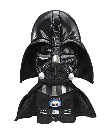 Star Wars - SW02365 - Darth Vader, Plüschfigur mit Sound, medium