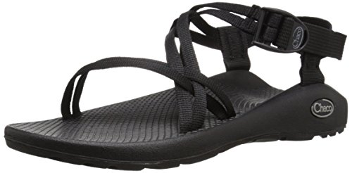 Chaco Women's ZX1 Classic Athletic Sandal, Black, 12 M US