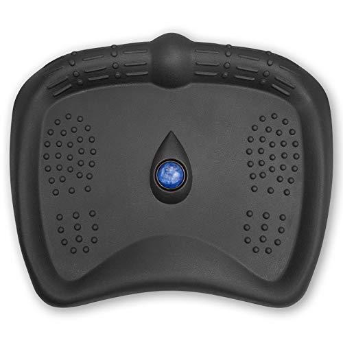 Antimüdigkeits Komfortmatte von ErgoBuro Steh-Bodenmatte ergonomische Matte für Stehschreibtische | Stehpult Matte mit Massageball | ergonomische Stehmatte Arbeitsplatz | Home Office Zubehör