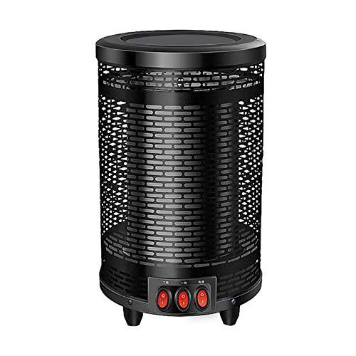 Calentadores portátiles, calefactores personales de interior, calefactores portátiles de gas natural con protección contra sobrecalentamiento, sobreprotección de puntas puntiagudas, para un calentam