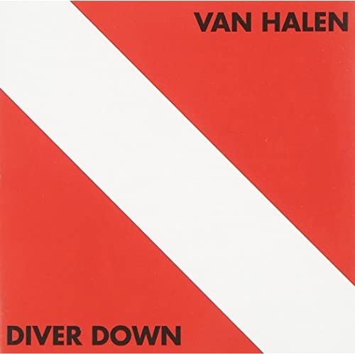 Diver Down Reissue