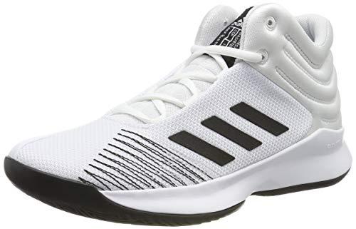 adidas PRO Spark 2018 K, Scarpe da Basket Unisex – Adulto