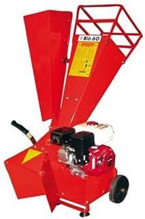 Caravaggi - Triturador térmico BIO 60H6,5–Honda GC200Pro–diámetro 5cm