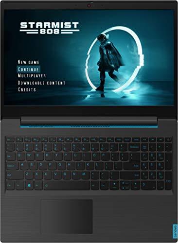 Product Image 5: ,Lenovo – IdeaPad L340 15 Gaming Laptop, Intel Core i5 – 8GB Memory – NVIDIA GeForce GTX 1650 – 256GB Solid State Drive – Black