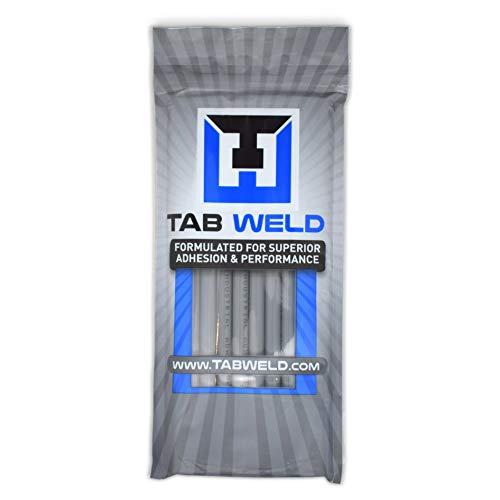 Tabweld KECO Gray PDR Glue Sticks (10 Pack)