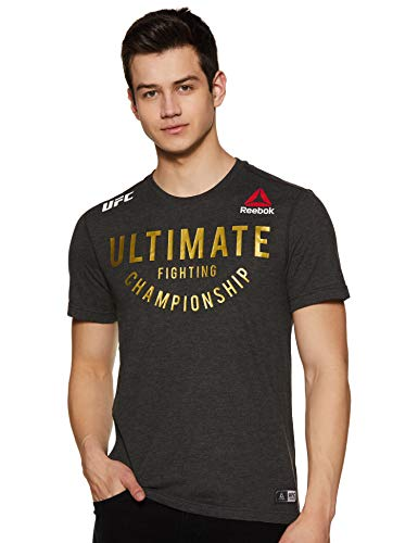 Reebok UFC Fight Night Ultimate Jersey - SS20 - Small - Grey
