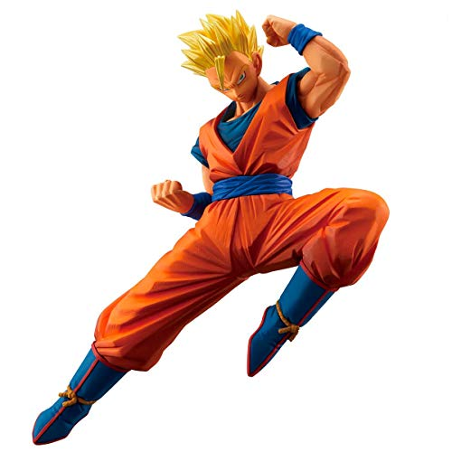 DB Banpresto Son Gohan Super Saiyan Dragon Ball Super Chosenshiretsuden vol. 4 Figura de PVC 15 cm