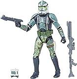 Hasbro Figura de acción Star Wars Black Series 5010993731756, de Clone Commander Gree, 15 cm