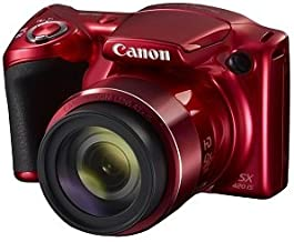 Best Canon PowerShot SX420 Digital Camera w/ 42x Optical Zoom - Wi-Fi & NFC Enabled (Red) Reviews