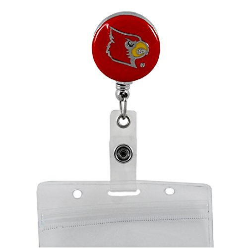 SANDOL University of Louisville Retractable Badge Reel