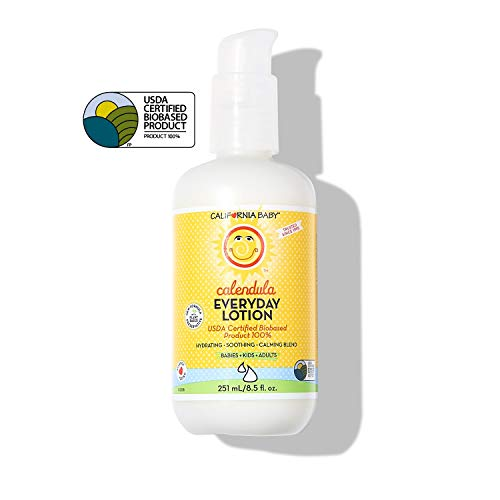 Product Image of the California Baby Everyday Lotion (8.5 Ounces) Moisturizer for Dry, Sensitive Skin...