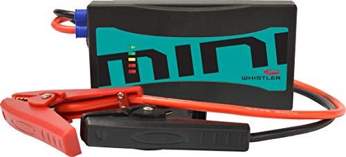 Whistler WJS-1800 MINI Portable Lithium Jump Starter: 160 Starting Amps / 320 Peak Amps