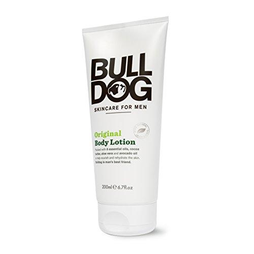 Bulldog Natural Skincare for Men Original Body Lotion, 6.7 fl. oz.