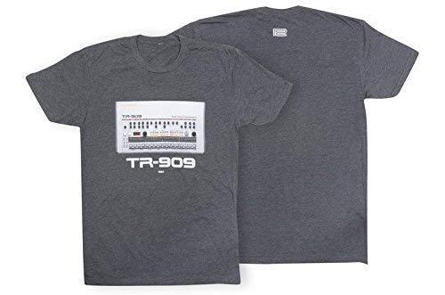 CCR Tr-909 bemanning T-shirt Chrcoal X-Large