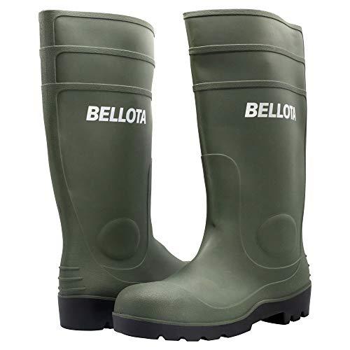 Bellota 72242-40 S5 Botas PVC, Verde, 40