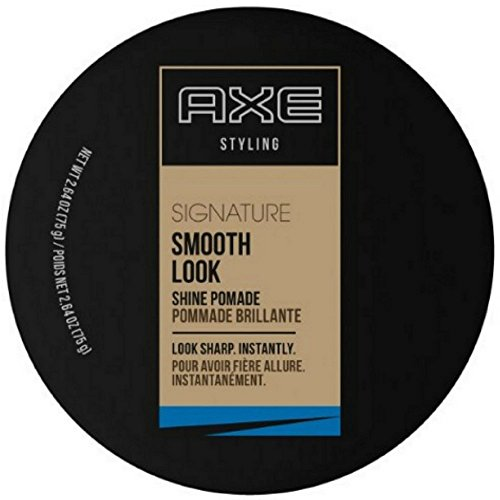 AXE Styling Smooth Look Shine Pomade, 2.64 Oz