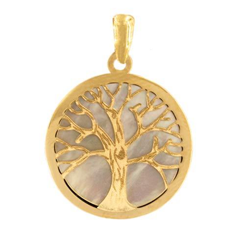 PRIORITY Colgante árbol de la Vida en Oro 18K y nácar Colgante arbol de la Vida, Colgante de Oro 18k y nácar, Colgante de Oro 18k, Colgante de Oro, Colgante en nácar, Colgante de Mujer